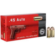 GECO .380 / 9 MM BROWNING COURT FULL METAL JACKETED ROUND-NOSE 95 GR
