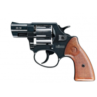 Rohm RG-59 9mm Starting Revolver - Black